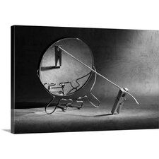 'To Fight' with Oneself by Victoria Ivanova Photographic Print on Canvas