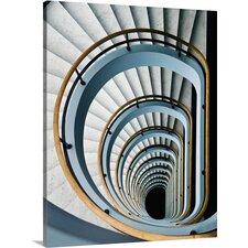 Black Hole by Jef Van Den Houte Photographic Print on Canvas