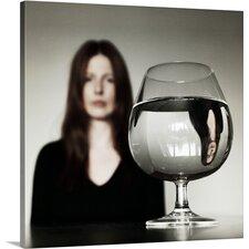 'Losing Myself' by Manuela Deigert Photographic Print on Canvas