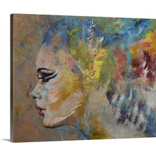 'Mermaid' by Michael Creese Wall Art on Wrapped Canvas