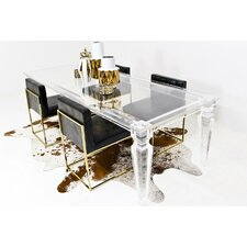 Palm Beach Dining Lucite Dining Table
