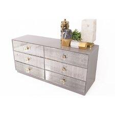 Juliette 6 Drawer Dresser