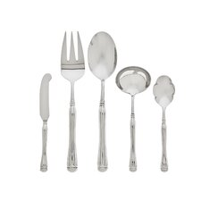 Rovello 5 Piece Hostess / Serving Set