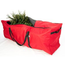 Santa's Bags Premium Christmas Extra Large Rolling Tree Storage Duffel