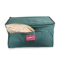 3 Tray Premium Christmas Ornament Keeper Storage Bag with Front Pocket