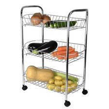 3 Basket Vegetable Rack