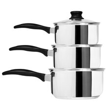 Saucepan Set (Set of 3)