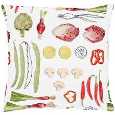 Kissenbezug Gemüse aus 100% Baumwolle