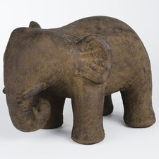 Türstopper Elefant aus Gießbeton