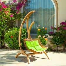 Catalina Swing Chair in Green