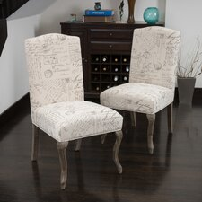 French Parsons Chair (Set of 2)