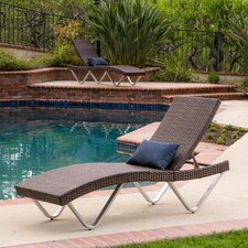 San Marco Chaise Lounge (Set of 2)