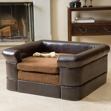 Dofferville Square Cushy Dog Sofa