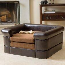 Dofferville Square Cushy Dog Sofa