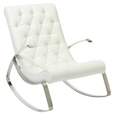 Gregory Tufted Rocking Chair