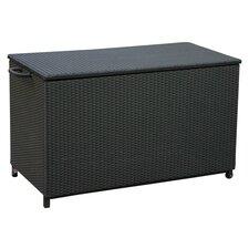 Dominique Wicker Deck Box
