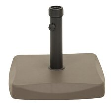 Evander Concrete and Steel Umbrella Base