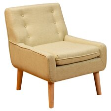 Kasey Tufted Retro Chair