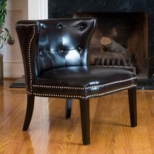 Theodore Leather Side Chair