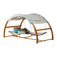 Claire Swing Chair with Canopy