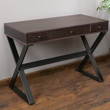 Beverly 3 Drawer Writing Desk