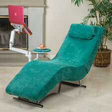 Sophisticate Chaise Lounge