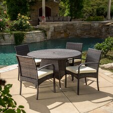 Theodore 5 Piece Dining Set