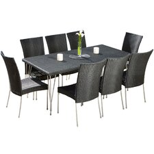 Fair Field 9 Piece Dining Set