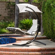 La Vida Swing Chair with Stand