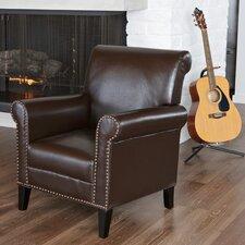 Richard Studded Club Chair