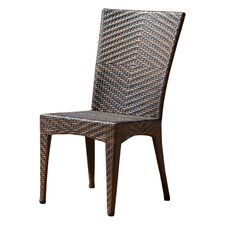 Edward Wicker Side Chair (Set of 2)
