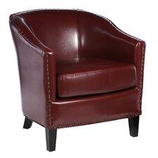 Starks Upholstered Barrel Chair