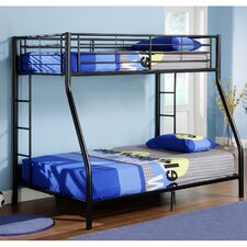 Sunrise Bunk Bed with Built-In Ladder