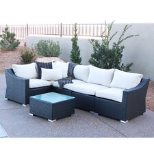 6 Piece Seating Group with Cushions