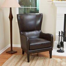 Lorenzo Bonded Leather Chair