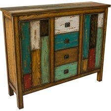 Everest 4 Drawer 2 Door Cabinet