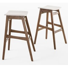 "Jourdan 30"" Bar Stool (Set of 2)"