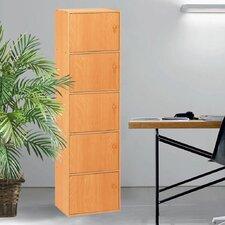 5 Door Storage Cabinet