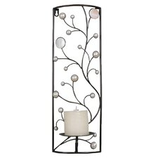 Decorative Metal Sconce