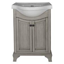"Corsicana 25.75"" Bathroom Vanity Set"