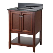 "Auguste 24"" Single Bathroom Vanity Base"