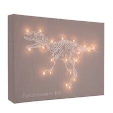 Leinwandbild T-Rex, Grafikdruck