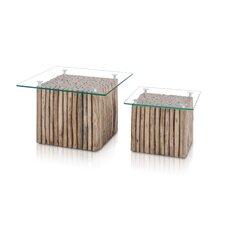 2-Piece Coffee Table Set