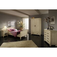 Anpassbares Schlafzimmer-Set Vivere, 100 x 200 cm