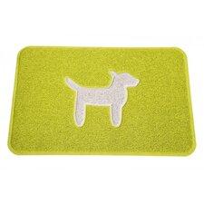 Dog Modern Mat