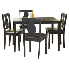 Lizzy 5 Piece Dinning Set