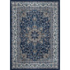 Tremont Fuller Navy Blue Area Rug