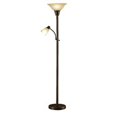 "Graham 71"" Torchiere Floor Lamp"
