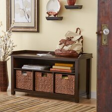 Tilbury Storage Bench