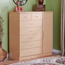 Adams 7 Drawer Dresser